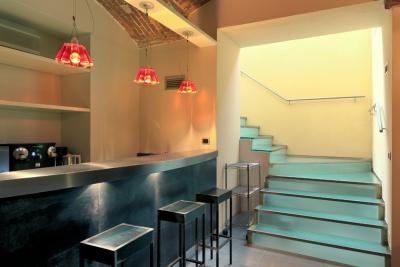 Metropolis Studio – Relax Room