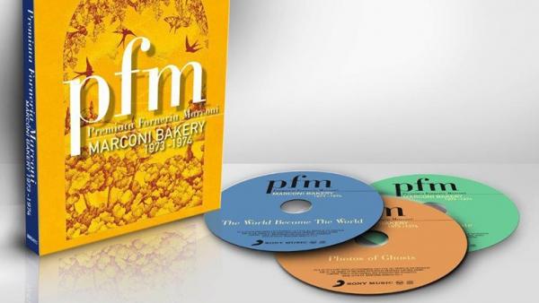 PFM – Marconi Bakery 1973-1974